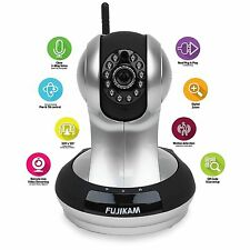 Fujikam FI-361 HD, Cloud IP/Network ,Wireless, Video Monitoring,Surveillance Cam