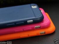 Originale Housse Coque iPhone 4 5S 6S 7 Plus Miroir logo Bling Souple luxe Cover