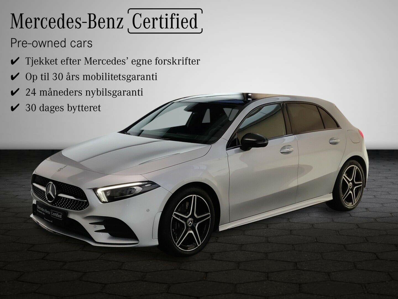 Mercedes A250 2,0 Advantage AMG aut. 5d