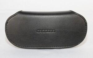 Carrera-Sunglasses-Case-Black-Eyeglasses-Sunglass-Hard-Case-Authentic-Wide