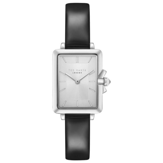 840578f78 Ted Baker Tess Ladies Black Leather Strap Watch TE50271001 RRP £125