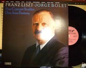 Details about JORGE BOLET: Piano