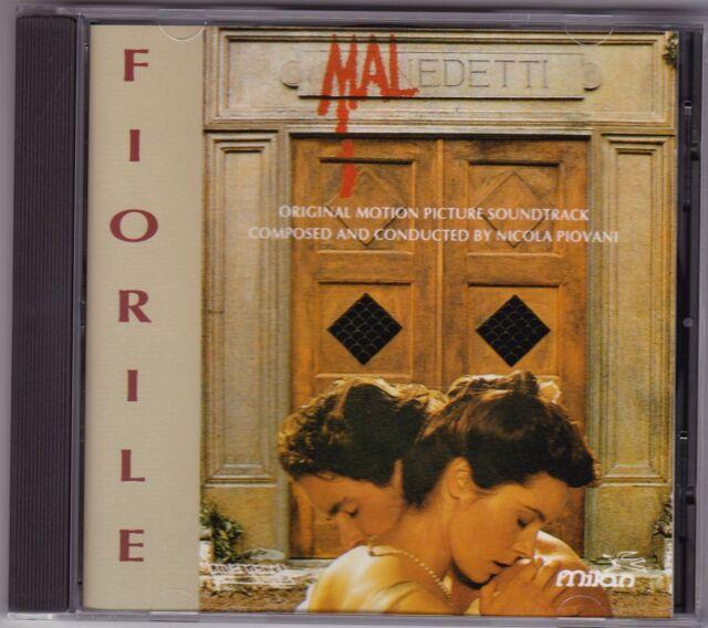 Fiorile - Soundtrack - CD (873 148 Milan Germany)