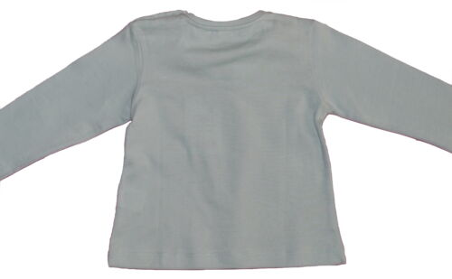 Marie Chantal Pale Blue Long Sleeved Cotton Top Various Sizes NWT