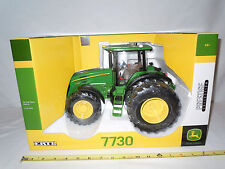 John Deere 7730 With MFWD & Duals  Prestige Collection Series  By Ertl