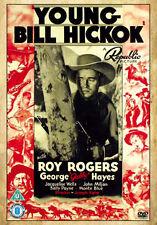 DVD:YOUNG BILL HICKOK - NEW Region 2 UK