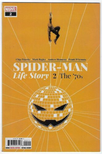 Spider-Man Life Story # 2 of 6 Cover A NM Marvel 1st Printing