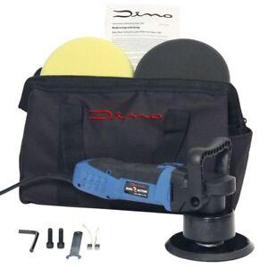 Dino KRAFTPAKET Exzenter Poliermaschine 8mm Auto Poliermaschine Set