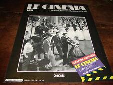 WILLIAM WYLER, HENRY FONDA & BETTE DAVIS - Mini poster COUV DE MAG LE CINEMA