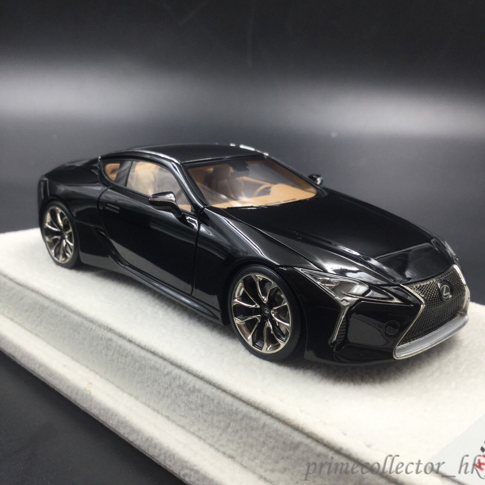 Make Up 1 43 LEXUS LC500 S Package 2017 (Left Steering) EX4003L