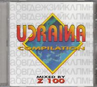 VARIOUS ARTISTS Ucraina Compilation - Mixed By Z 100 CD