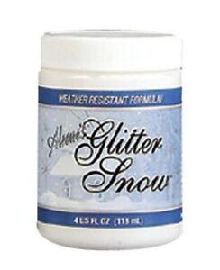 Aleene-s-Snow-glitter-Glitzer-Schnee-Scrapbooking-Weihnachten-Kartengestaltung