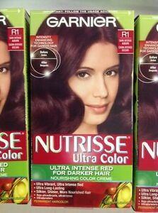 image is loading 3 x garnier nutrisse ultra color permanent hair - Colores Garnier