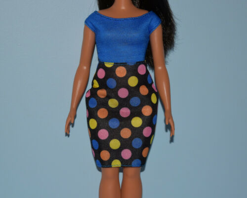 Assorted Lot 1 of Dresses Outfits for Curvy Doll Genuine BARBIE Fashion