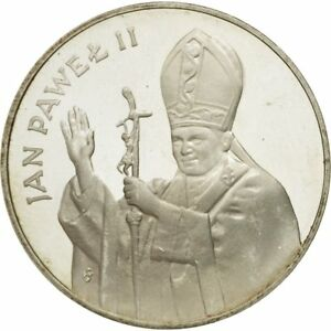 651077-Coin-Poland-10000-Zlotych-1987-Warsaw-MS-63-Silver-KM-164
