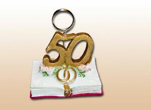 Tischkartenhalter-Buch-mit-Clip-zur-Goldenen-Hochzeit