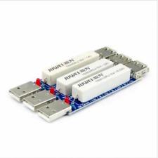 0.5a+1a+2a juwei USB edad discharger prueba Instrumentation Electronic Load Devic
