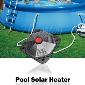 vidaXL 5x Solar Poolheizung 735W Pool Solarheizung Solarkollektor Heizung
