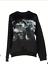Top Kane Christopher Xs Oversized Sweatshirt Zwart Maat 2EH9ID