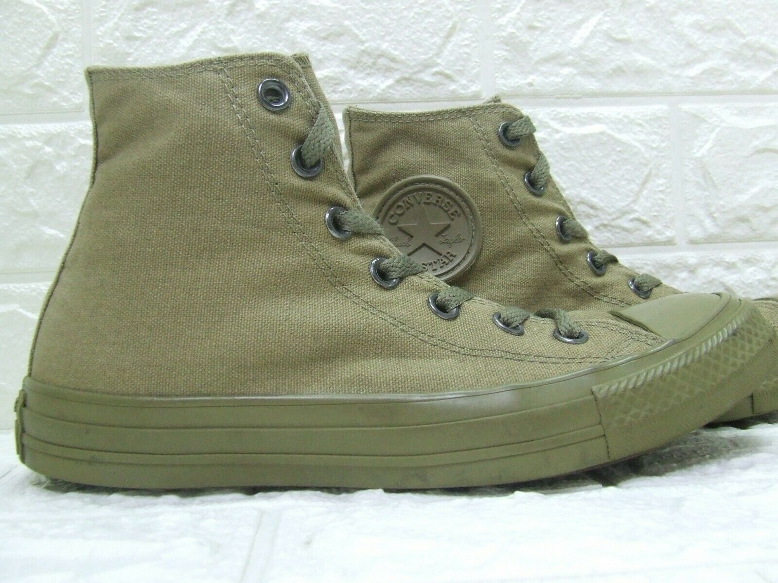 shoes Man Woman Vintage Converse all Star Size 5,5 - 38 (048)