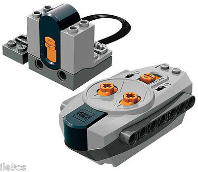 Receiver technic,motor,servo,truck Lego Power Functions SPEED Remote Control