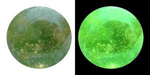 25mm-1-034-GREEN-VASELINE-GLASS-LUSTRE-FINISH-VERY-RARE