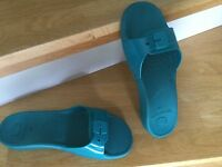 Chaussures Mules Sandales Scholl Taille 39 Neuves