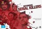 Notorious - Serial Killers (DVD, 2016, 4-Disc Set)