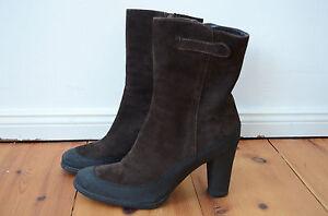 Ankle Stiefeletten 40 Wildleder Uvp Boots Stiefel D`essai 195 Manufacture € vEwqSS