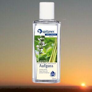 Spitzner-Saunaaufguss-Zitonengras-Basilikum-190-ml
