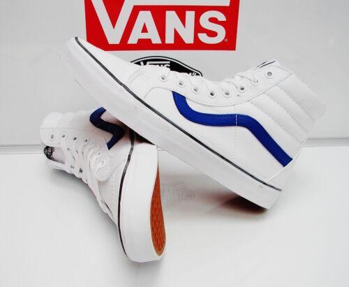 0004okjum canvas 7 White true Vans hi Vn True Sk8 Blue Herenmaat 8wqn74nT