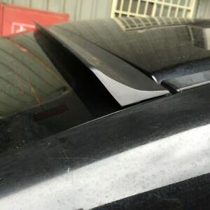 Flat Black RPDL Rear Trunk Spoiler Wing For 2011~17 Chevrolet Caprice PPV Sedan