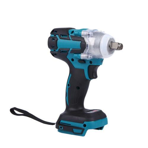 "18V 520Nm Cordless Brushless Torque Impact Wrench 1//2/"" Body For Makita Battery"