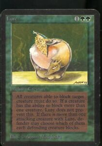 Lure Mtg Gathering The 1993 Alpha Magic wvrXqA8xv
