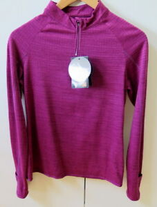 NEW Snow Extreme Women's 1/4 Zip Top from Crane - Size S