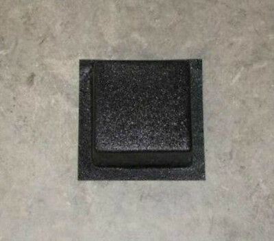 "6 DIY OPUS ROMANO THICK 6x6x3"" CONCRETE DRIVEWAY PAVER MOLDS MAKE 100s OF PAVERS"