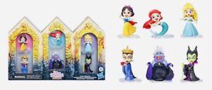 Disney Princess Comic Royal Rivals Set Ariel Snow White Beauty Ursula MORE! NEW