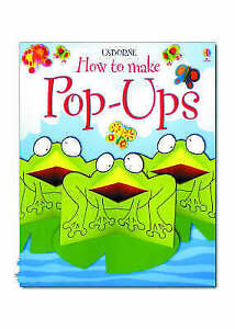Good-Pop-Ups-Usborne-How-to-Make-Paperback-Ray-Gibson-Richard-Dungwort