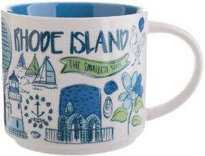 "2oz. Starbucks ""Been There Series"" Rhode Island Coffee Mug ORNAMENT"