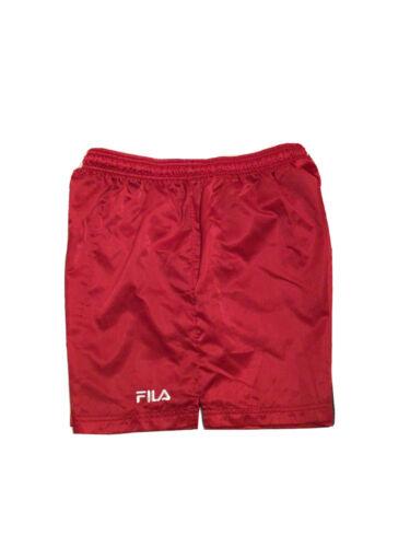 Fila Sportswear Retro VTG Tennis Soccer Shiny Glan