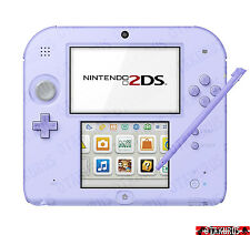 Nintendo 2DS Lavender Color Handheld Console NTSC-J Japan