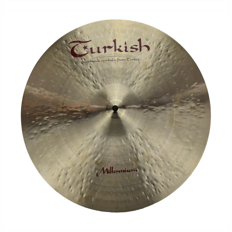 TURKISH CYMBALS cymbale Jazz Millennium 19
