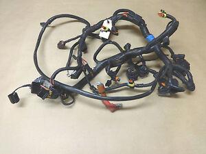Ski doo 2009 REV XP MXZ TNT 600 HO Etec Frame Main Wiring ...