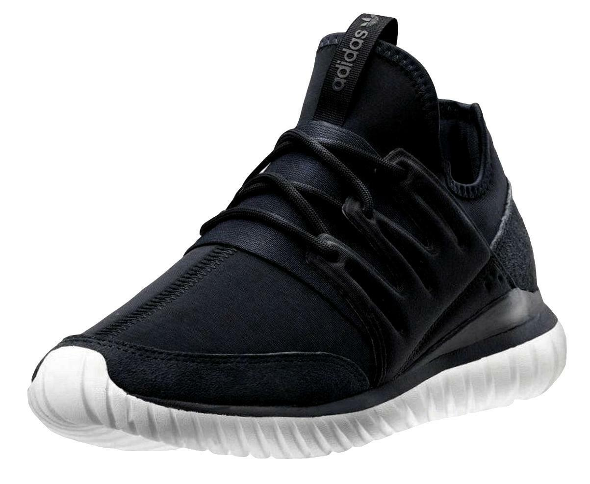 adidas Originals Men's Tubular Radial Trainers Navy