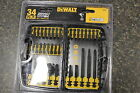 NEW DW2153 DEWALT 34 PC IMPACT BIT SET  NEW