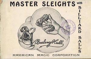 Burling-Hull-Master-Ball-Sleights