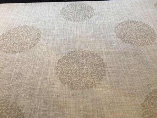 Laura Ashley Westwick Soft Truffe rideau tissu 1.6 mètres