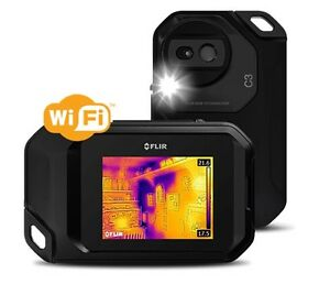 flir c3 compact thermal imaging camera with wi fi   ebay