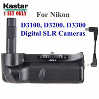 Kastar Battery Grip Combo For Nikon D3100 D3200 D3300 Digital Slr Cameras