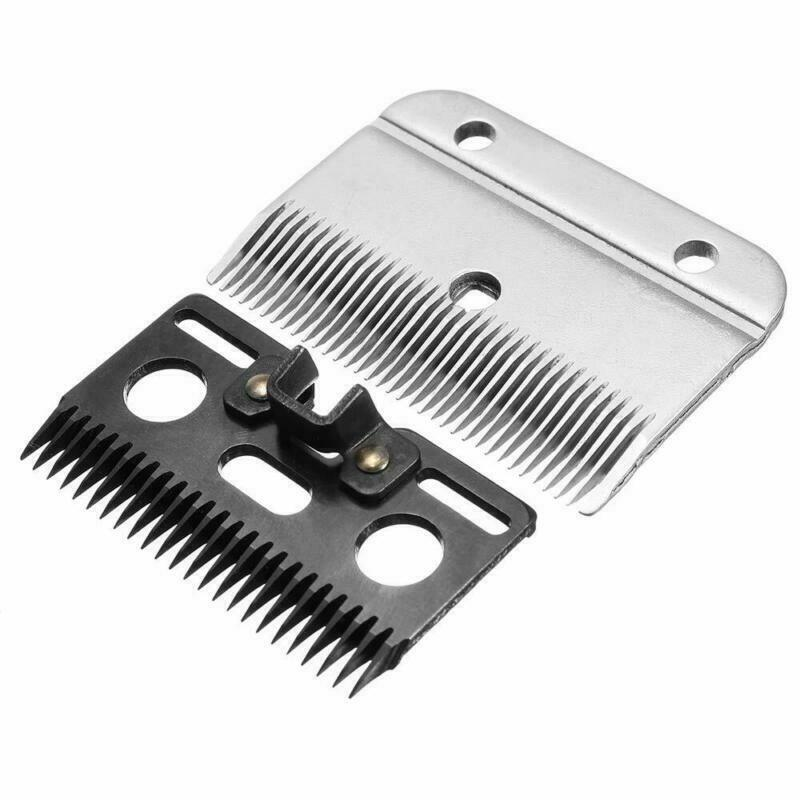 KKmoon A2 Medium Horse Clipper Blades for Wolseley Liscop Liveryman Clippers Cli
